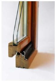 Leseno okno